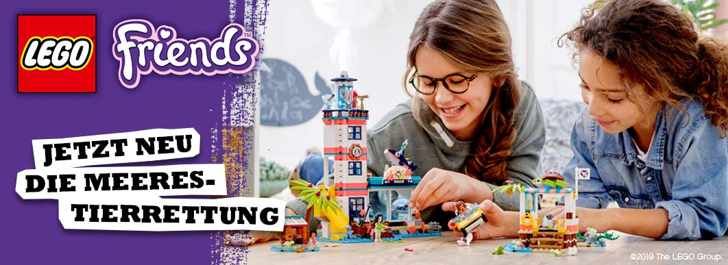 Lego Friends Meerestierrettung