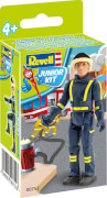 REVELL 00752 Fire Man 1:20, ab 4 Jahre