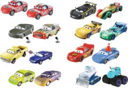 Mattel Cars 3 Die-Cast Autos im 2er-Pack, verschiedene Varianten