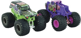 Spin Master Monster Jam 2 Pack 1:64
