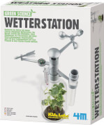 Green Science-Wetterstation