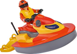 Simba Sam Juno, Jet Ski mit Figur