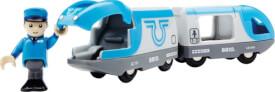 BRIO Blauer Reisezug (Batteriebetrieb)