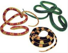 Stretch-Schlangen sortiert