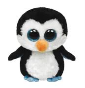 TY Beanie Boo's - Pinguin Waddles, Plüsch, ca. 16x23x41 cm