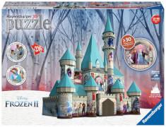 Ravensburger 111565 Puzzle 3D Disney Frozen Schloss 216 Teile