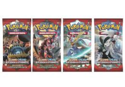 Pokemon USA  Pokémon Sonne & Mond 04 Booster