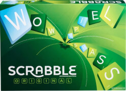 Mattel Games - Scrabble Original