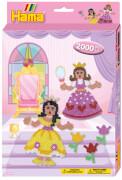 HAMA Geschenkpackung Prinzessinen 2.000 Stück