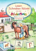 Loewe Lesen Schreiben Rätseln mit der Bildermaus - Ponyhof