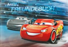 Cars Freundebuch A5
