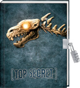 Top Secret - Tagebuch mit Zahlenschloss (Rulantica)